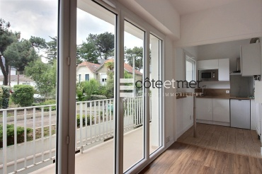 vente appartement LA BAULE ESCOUBLAC 1 pieces, 25m2