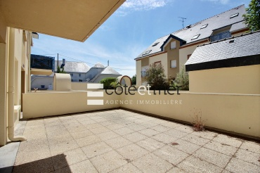 vente appartement PORNICHET 3 pieces, 58m2